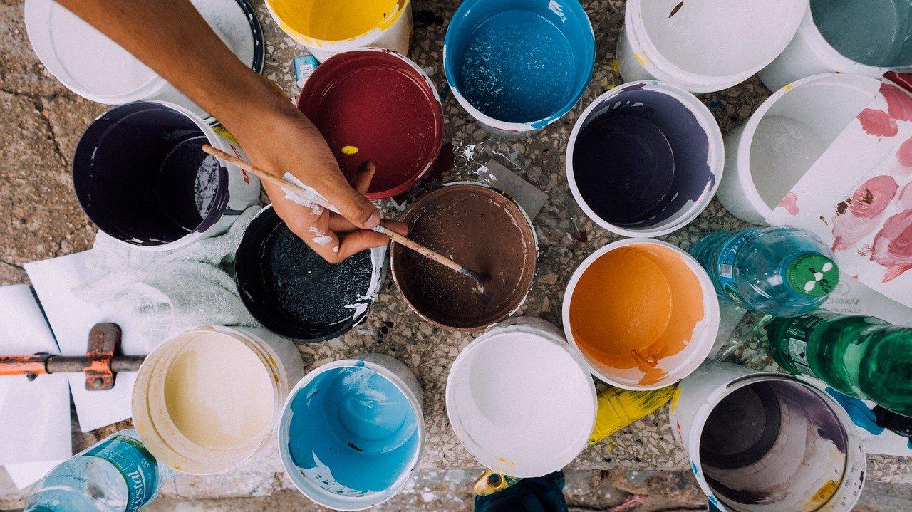 marques de peinture professionnelle